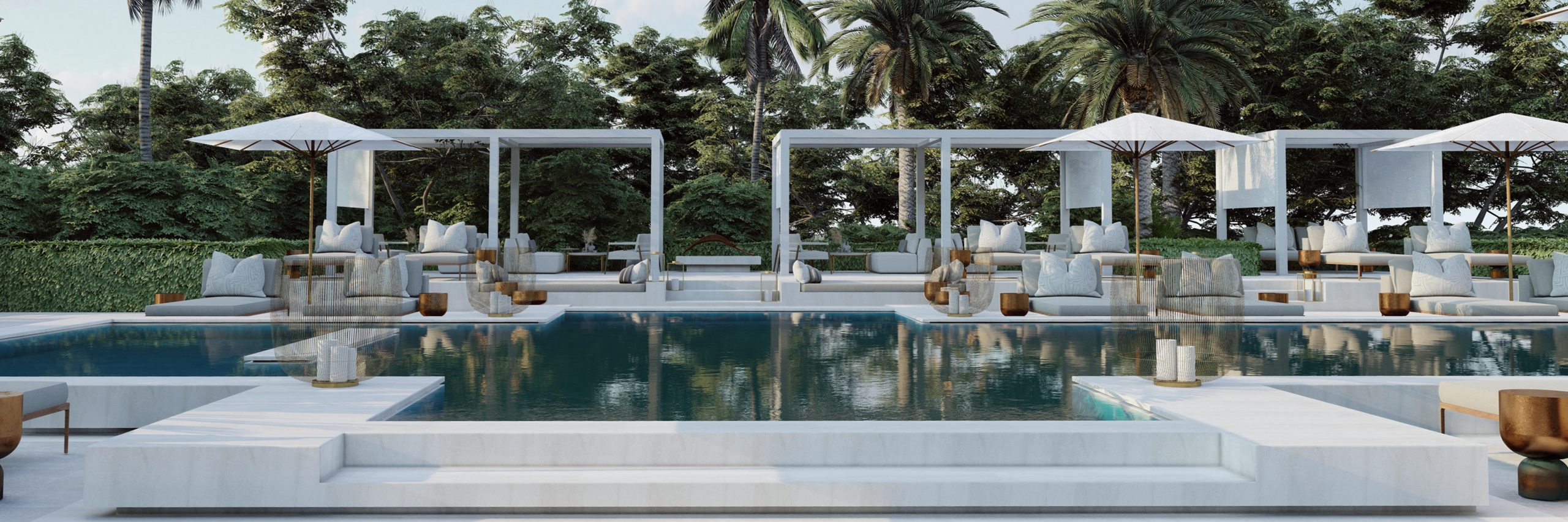 More Than Years of Designing, Constructing and Maintaining Swimming Pools in The Dubai